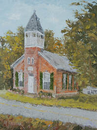 Ohio Barns - Barns in Paintings and Essays